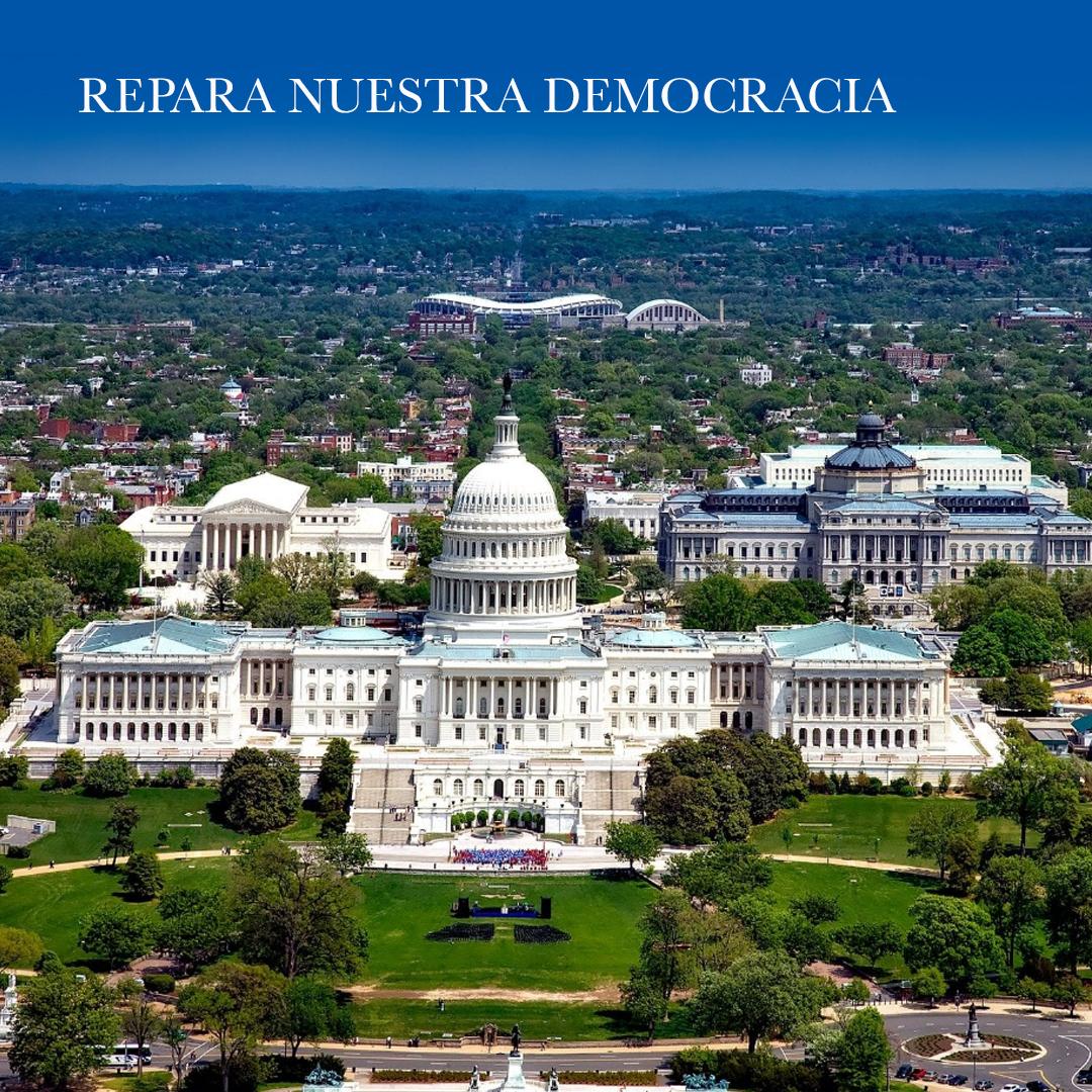 Repara Nuestra Democracia
